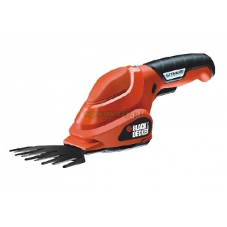 BLACK&DECKER  Akumulatorowe no¿yce do trawy 3.6 V (1 akumulator) GSL200
